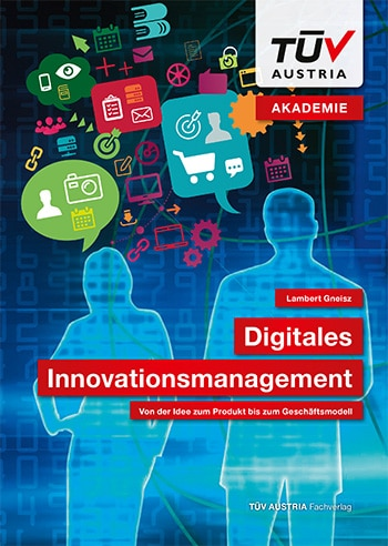 Buchcover Digitales Innovationsmanagement