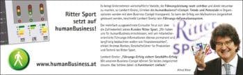 GNEISZ-ADVICE_PR-Clipping_humanBusiness_Ritter-Sport_200801