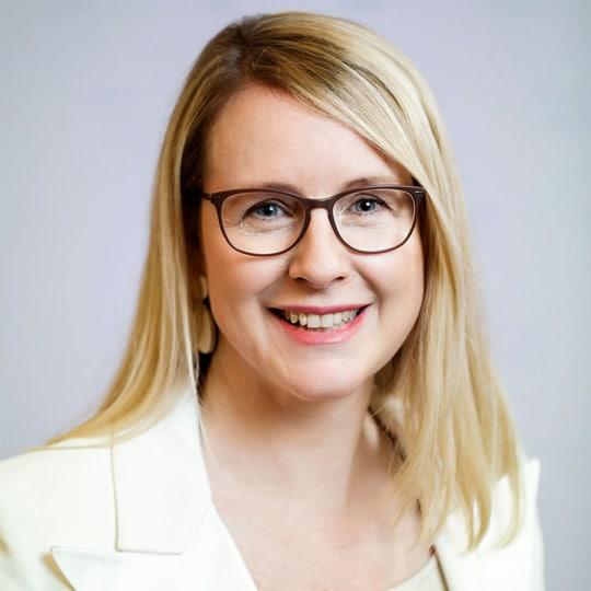 Portrait Margarete Schramboeck